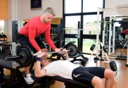 Safe training at Shape Up Fitness & Wellness Consulting